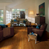 Living Laminate - Crimson Oak