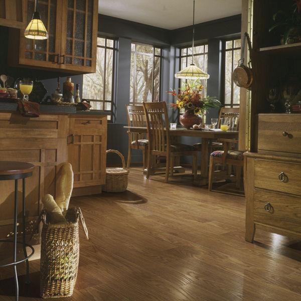 Dupont Alabaster Random Slate Laminate Flooring