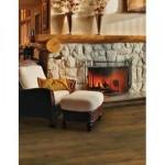 Trafficmaster Allure Hickory Resilient Vinyl Plank Flooring